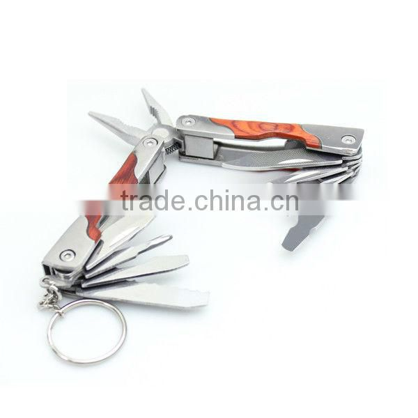 Deluxe stainless steel clamp plier