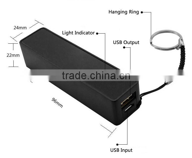 Latest Promotion Gift Portable Power Bank Charger for Iphone