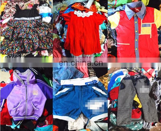 wholesale men lady and children bales of cheap fairly used clothes for sale
