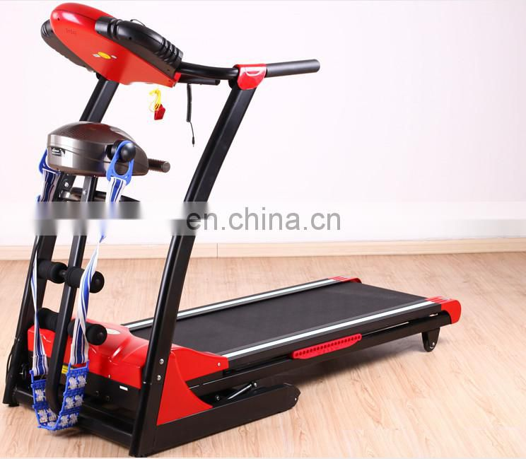 3.0HP Treadmill W688D RED with massage