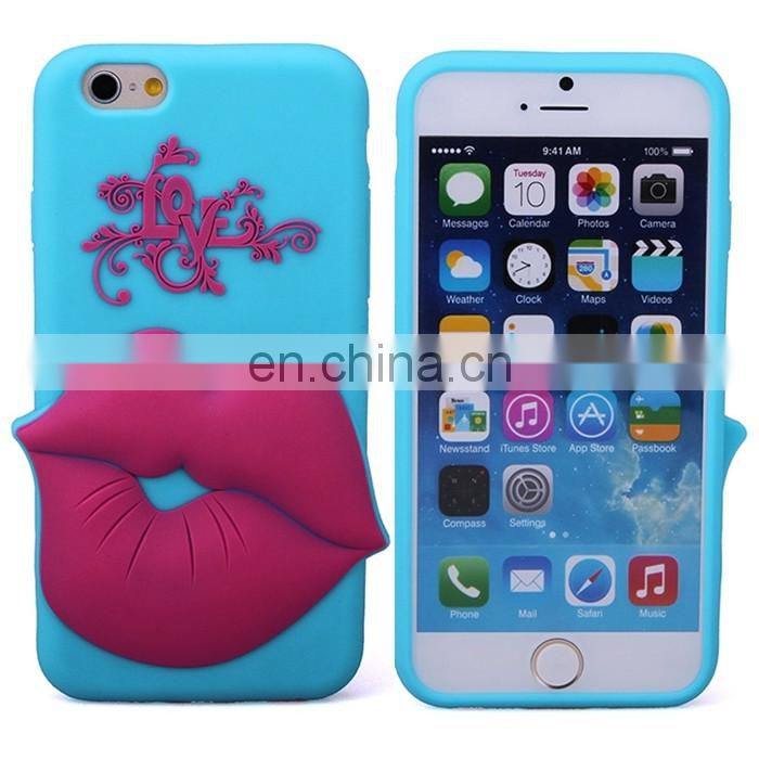 Top Sales Custom-Made Cell Phone Cover Lowest Price Eco-Friendly Protective Silicone Case