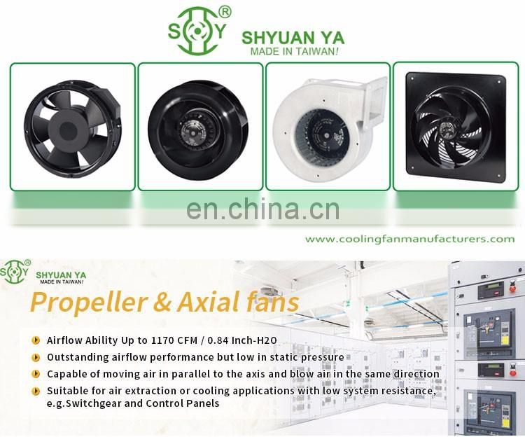 Hot Selling Conveyor Max Flow 12V Electric Motor For Oven Cooling Fan