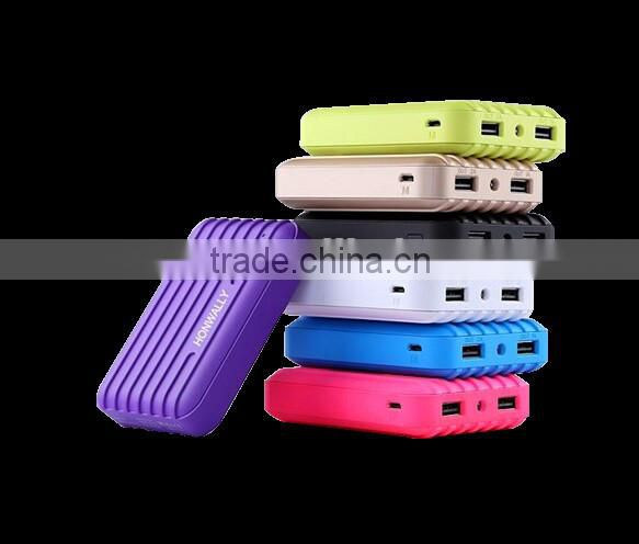 Shenzhen 2015 New Travel Advertising High Capacity Portable Power Bank