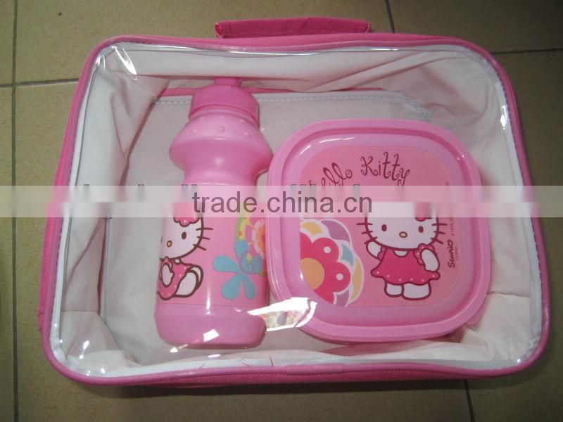 2016 Hot product lunch bag and box from China