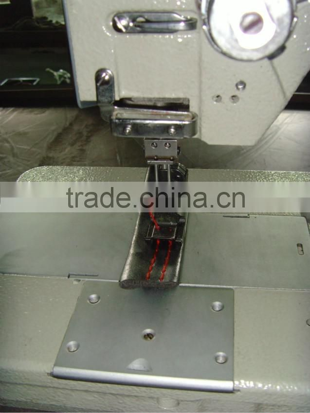 Double Needle Heavy Duty Industrial Leather Sewing Machine For Sale Custom Industrial Leather Sewing Machines For Sale