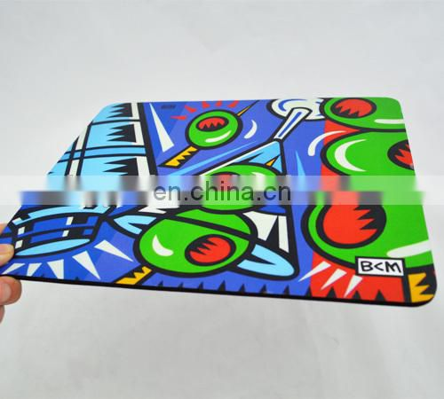 custom printed free mouse pads for promotion