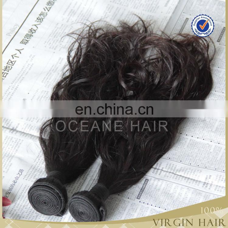 Virgin remy peruvian hair weave manufacturers