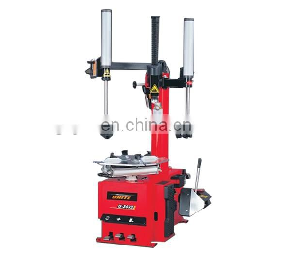 Workshop equipment of U-2092 Tire Changer with double helper arms