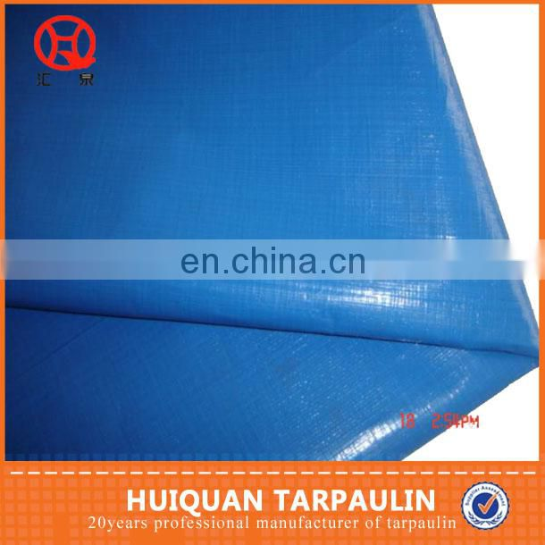 90g/m2 high quality double white pe tarpaulin sheet Image