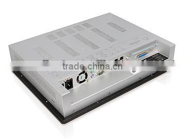 "15""X86 Platform IPC/ Eight-wire analog resistive Industrial Panel PC,1024*768,IP65"