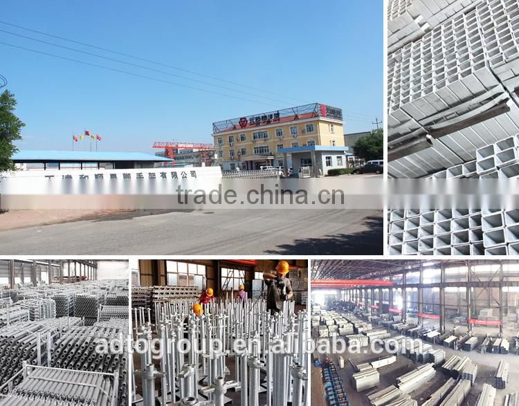 scaffolding Quickstage in china,china safe kwikstage scaffolding, China factory Q235 steel safe scaffolding kwikstage for sale