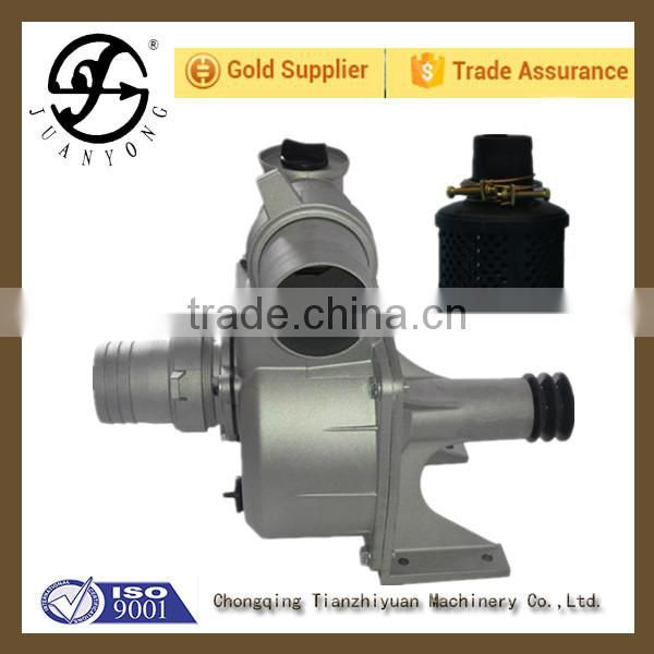 Juanyong brand mixed mud pump drag water pump