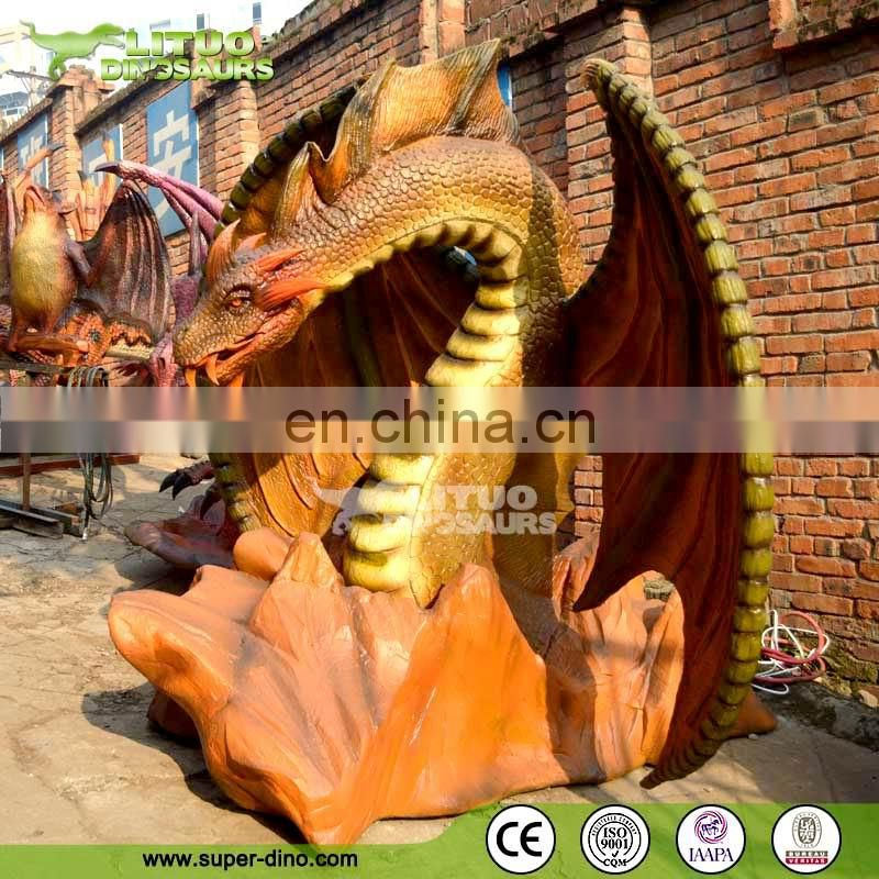 Sale Animatronic Dragon Model