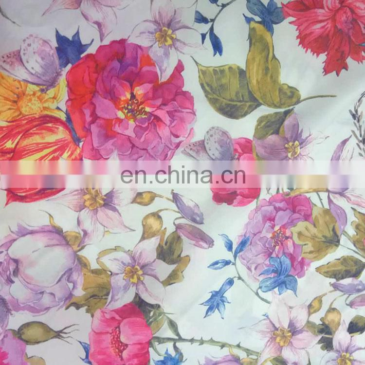 2016 Fashion Pure Rayon Yarn Rayon Fabric Wholesale High Quality For Garment Fabric