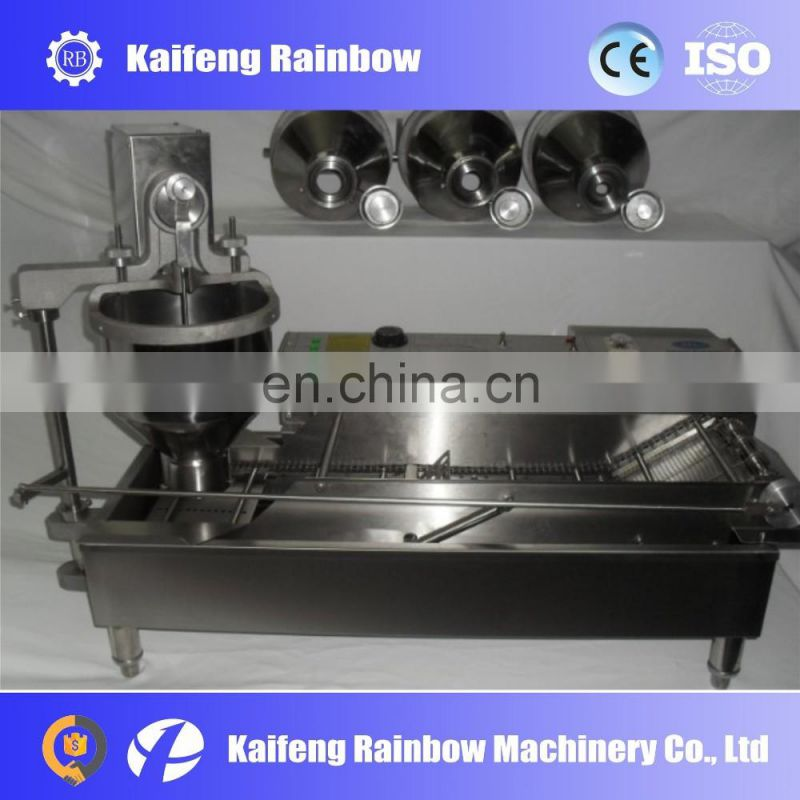 Automatic commercial cake making machine with adjustable