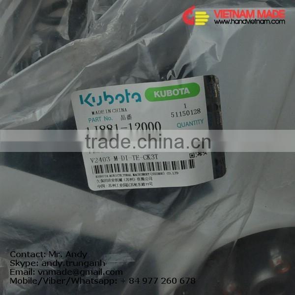 KUBOTA compressor diesel engine for sale V2403-M-DI-TE-CK3T