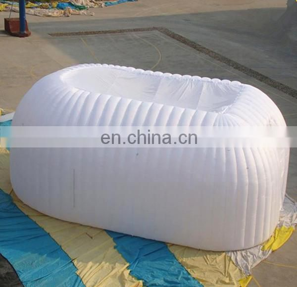 Hot Sale Inflatable Igloo tents,Inflatable Igloos with LED Lighting,large inflatable igloo tent