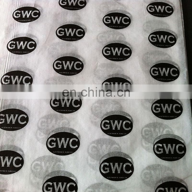 Custom Printed Clothing Wrapping Paper