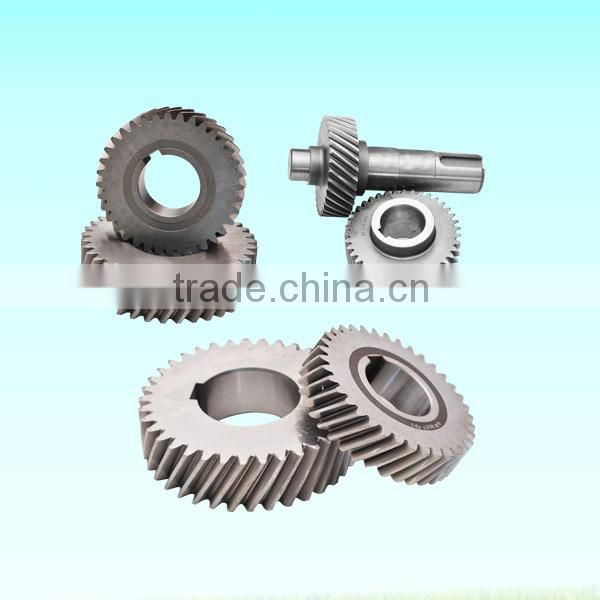 metal gear wheelfor air compressor/GA75 gear wheel/compressor metal gear wheels