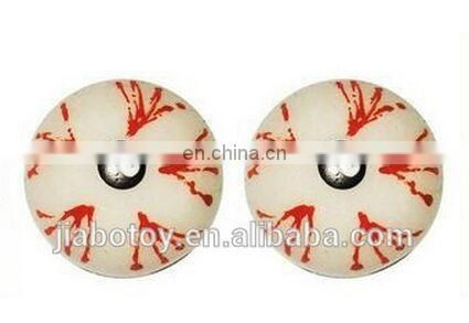 new style plastic TPR sticky eyes ball/toys for vending machine