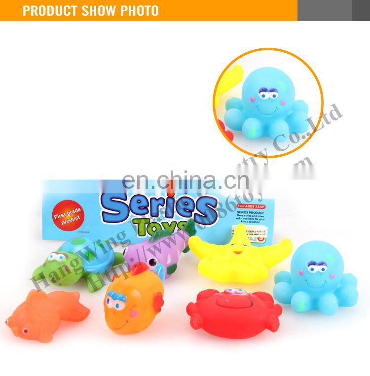 High Quality Small Rubber Toys Animal