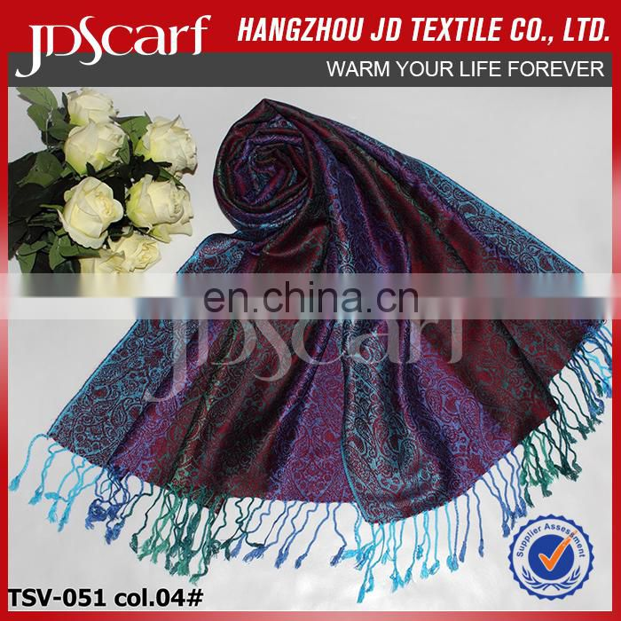 Comfortable Factory Direct New Design Top Quality Fashion Printing Scarf