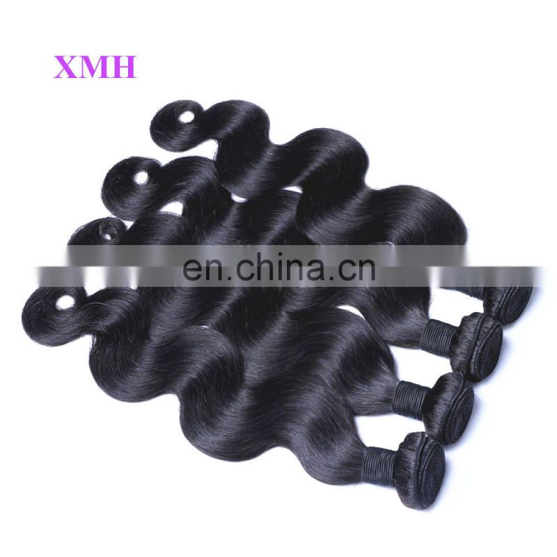 Wholesale Indian Remy Human Hair Unprocessed Indian Hair Natural Raw Virgin Indian Hair