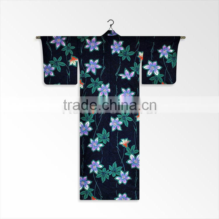 Japanese Beautiful Finished Kimono Hanger for Silk Kimono Robes NW101-slkr Made In Japan Product