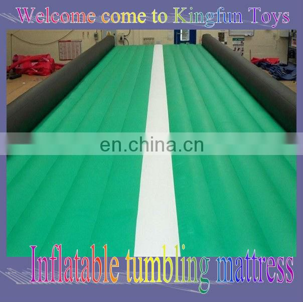 Inflatable GYM tumble track