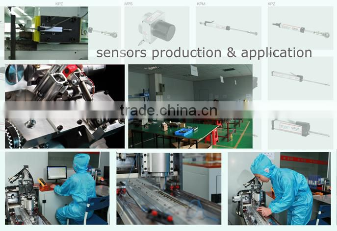 CE approved KTF-R-1000 displacement sensor and linear sensor and Sensor and position senosr