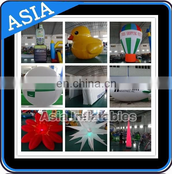 Factory Price Wholesale Large Inflatable Mirror Ball , Pvc Silver Mirror Ball For Festival Decoration