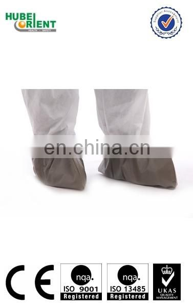 Disposable PP+PE coated Non-slip Shoe Covers