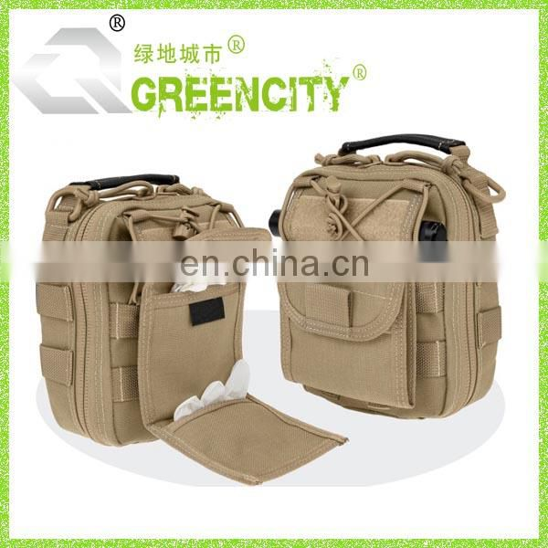 Military Molle Tactical First Aid Bag