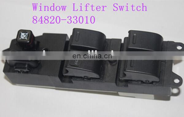 electric car power window left switch for 84820-33010