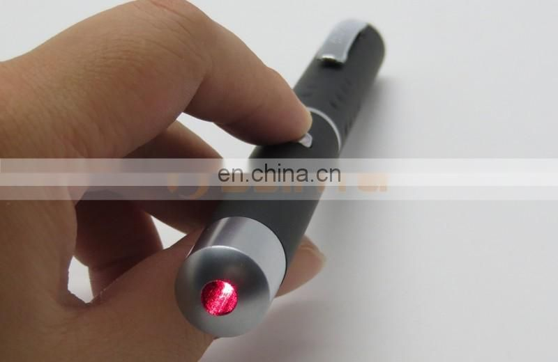 Red Laser Pointer Pen 5mW 650nm Light Lamp Presentation Powerpoint Presenter