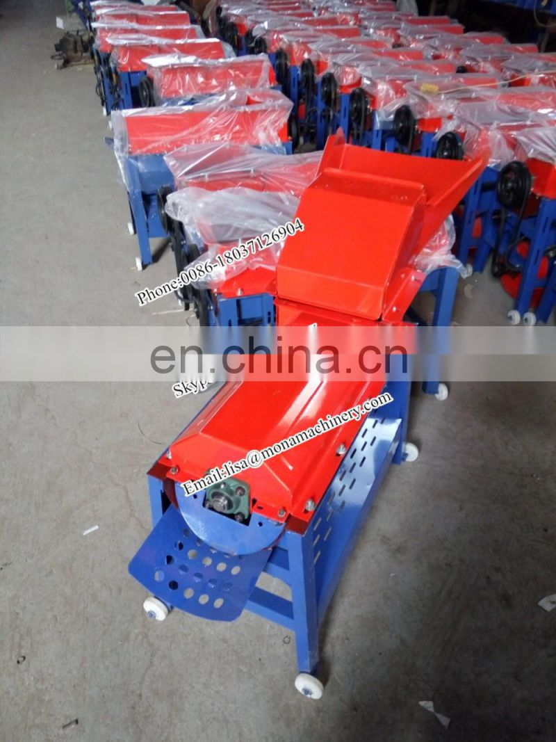 large stock corn/ maize huller/ stripper/ thresher machine/ skin peeler