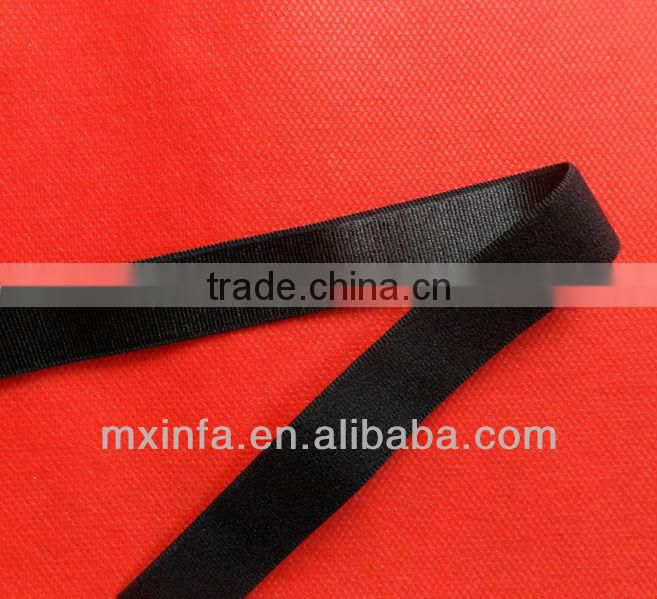 Elastic straps for brassiere