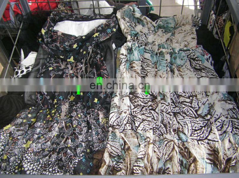 Top quality used winter clothing in bale from canada