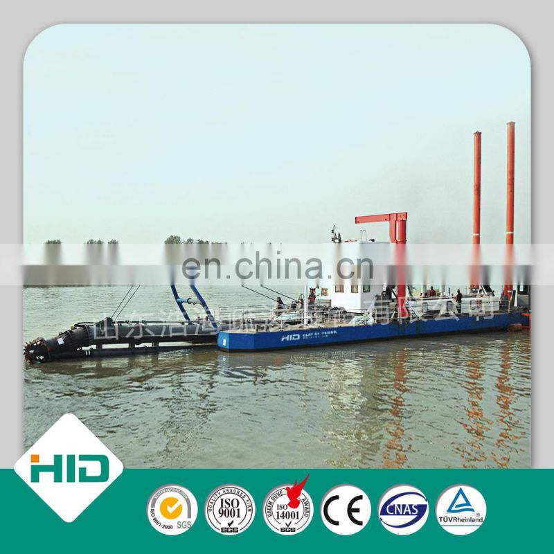 Best Selling 12 Inch Hydraulic Cutter Suction Dredger Image