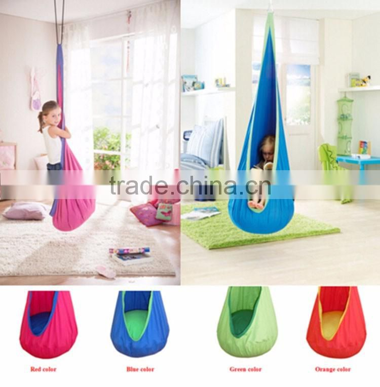 Incredible High Quality Indoor Hammock Chair For Children Cute Colorful Bralicious Painted Fabric Chair Ideas Braliciousco