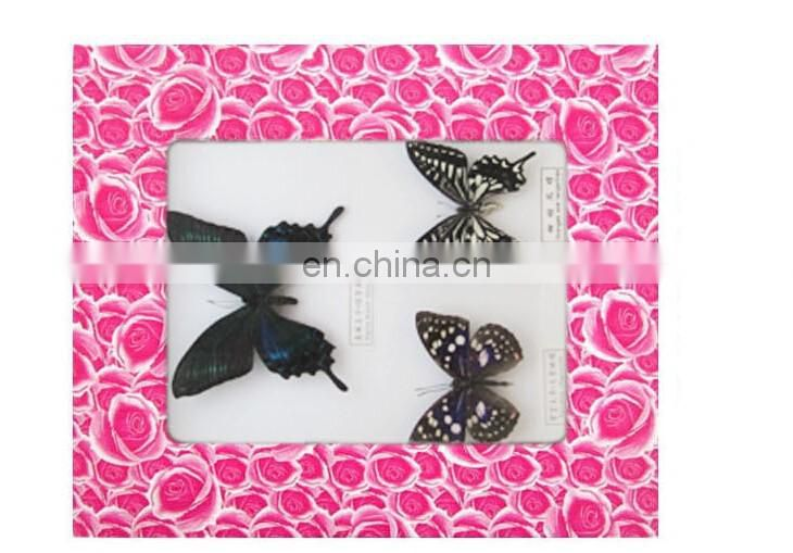 wall pedant mural butterfly frame for gifts