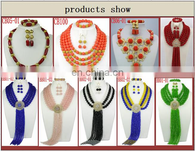 african party custome beads jewelry set LT220-1