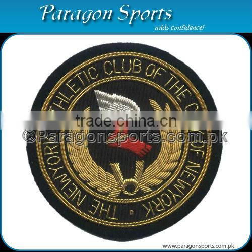 Squadron Royal Air Force Bullion Cecinere Belligum Badge Handmade Embroidered Air Force Badges