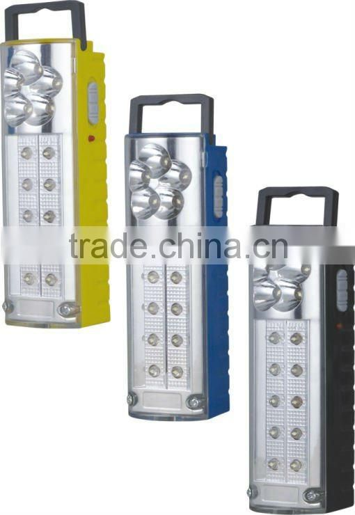 portable rechargeable led emergency light