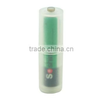 AA Size Battery Adaptor for using AAA size battery as AA size battery case aa battery holder
