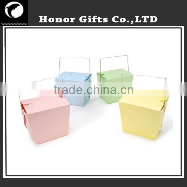 Chinese Noodle Packaging Paper Boxes Disposable Box