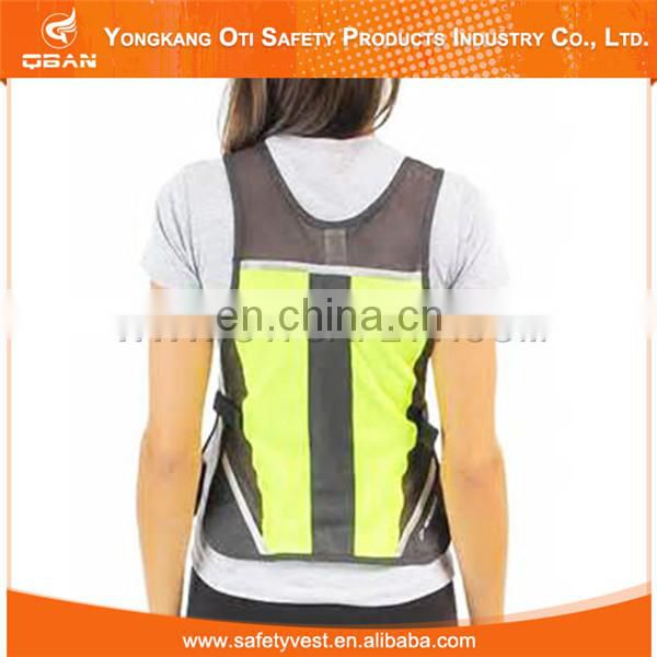 Low price china factory hi vis safety sport motocycle vest