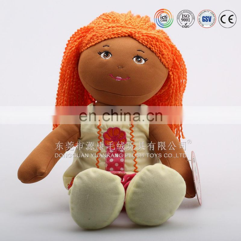 China ICTI audits OEM/ODM factory custom cheap american girl dolls