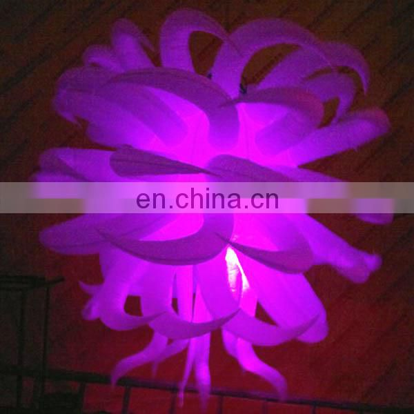 Factory direct Colorful inflatable star for wedding decoration