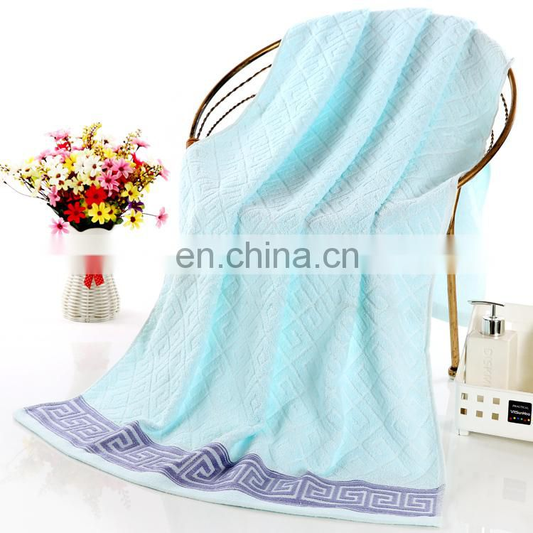 Hot Selling Wholesale 100 Cotton Bath Terry Towel